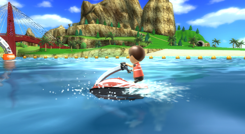 Pantallazo de Wii Sports Resort para Wii
