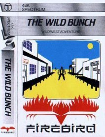Caratula de Wild Bunch, The para Spectrum