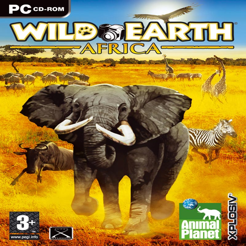 Caratula de Wild Earth para PC