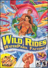 Caratula de Wild Rides: WaterPark Factory para PC