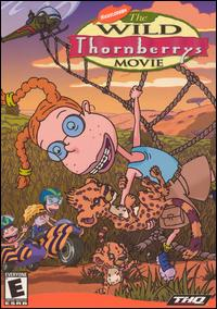 Caratula de Wild Thornberrys Movie, The para PC