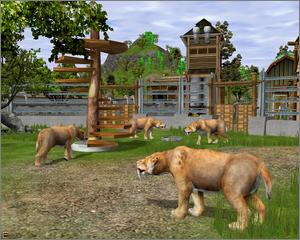 Pantallazo de Wildlife Zoo para PC