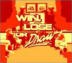 Pantallazo de Win, Lose or Draw para Nintendo (NES)
