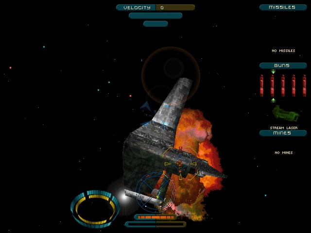 Pantallazo de Wing Commander: Privateer 2 -- The Darkening para PC