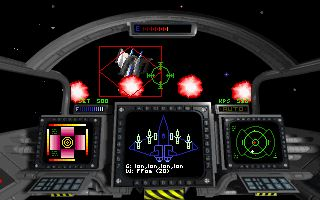 Pantallazo de Wing Commander: Privateer para PC
