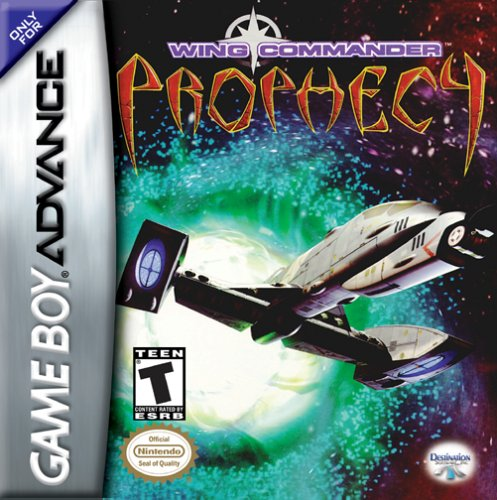 Caratula de Wing Commander: Prophecy para Game Boy Advance