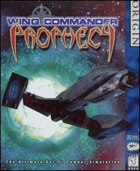 Caratula de Wing Commander: Prophecy para PC