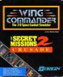 Carátula de Wing Commander: Secret Missions 2: Crusade