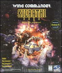 Caratula de Wing Commander: The Kilrathi Saga para PC