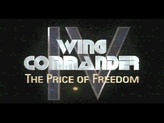 Pantallazo de Wing Commander IV: The Price of Freedom para PC