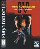 Carátula de Wing Commander IV: The Price of Freedom