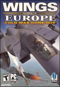 Caratula de Wings Over Europe: Cold War Gone Hot para PC