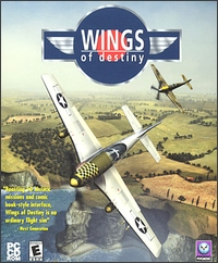 Caratula de Wings of Destiny para PC