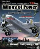 Carátula de Wings of Power: WWII Heavy Bombers and Jets