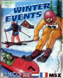 Caratula nº 239272 de Winter Events (640 x 794)