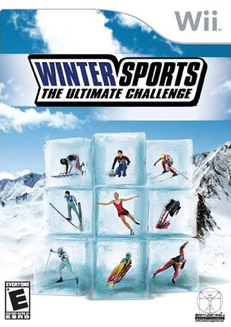 Caratula de Winter Sports 2008: The Ultimate Challenge para Wii