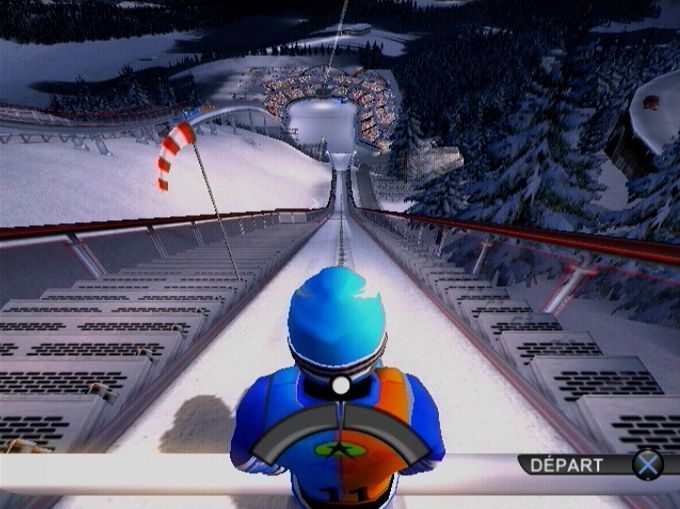 Pantallazo de Winter Sports 2009: The Next Challenge para PlayStation 2