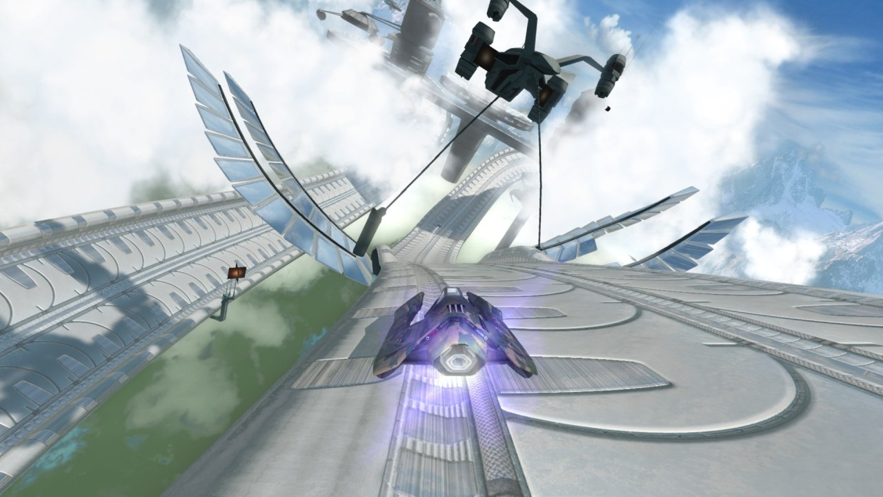 Pantallazo de WipEout HD (PS3 Descargas) para PlayStation 3