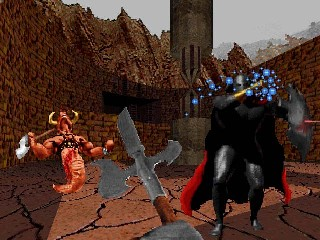Pantallazo de Witchaven II: Blood Vengeance para PC