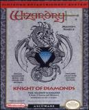 Carátula de Wizardry: Knight of Diamonds -- The Second Scenario