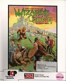 Caratula de Wizard's Crown para PC