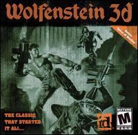 Caratula de Wolfenstein 3D [Jewel Case] para PC