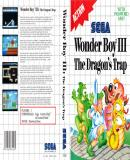 Carátula de Wonder Boy III: The Dragon's Trap