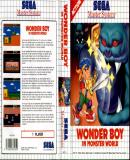 Carátula de Wonder Boy in Monster World