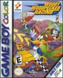 Carátula de Woody Woodpecker Racing