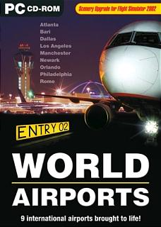 Caratula de World Airports para PC