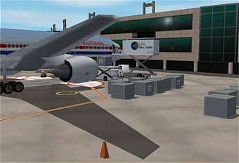 Pantallazo de World Airports para PC