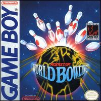 Caratula de World Bowling para Game Boy