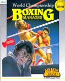 Carátula de World Championship Boxing Manager