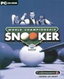 Carátula de World Championship Snooker