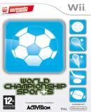 Caratula nº 150363 de World Championship Sports (500 x 706)