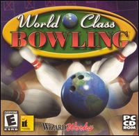 Caratula de World Class Bowling para PC
