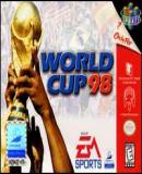 Caratula nº 34612 de World Cup 98 (200 x 137)