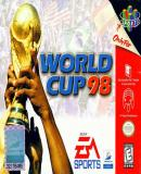 Caratula nº 153254 de World Cup 98 (640 x 452)