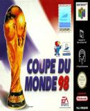 Caratula nº 153255 de World Cup 98 (640 x 464)