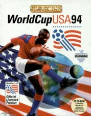 Caratula de World Cup USA '94 para PC