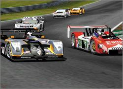 Pantallazo de World Deportes Cars para PC