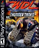 Carátula de World Destruction League: Thunder Tanks