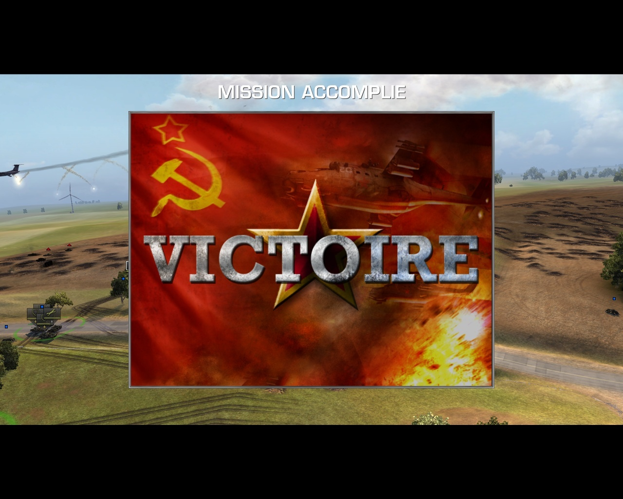 Pantallazo de World In Conflict: Soviet Assault para PC