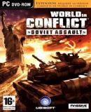 Caratula nº 136968 de World In Conflict: Soviet Assault (350 x 496)