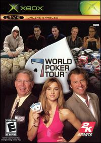 Caratula de World Poker Tour para Xbox
