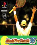 Carátula de World Pro Tennis '98