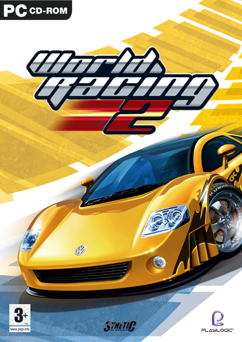 Caratula de World Racing 2 para PC