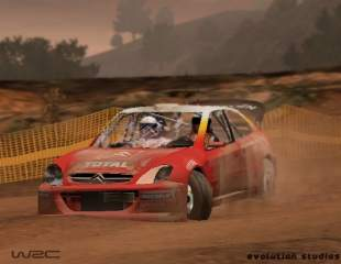 Pantallazo de World Rally Championship - WRC para PlayStation 2
