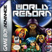 Caratula de World Reborn para Game Boy Advance