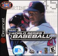 Caratula de World Series Baseball 2K2 para Dreamcast